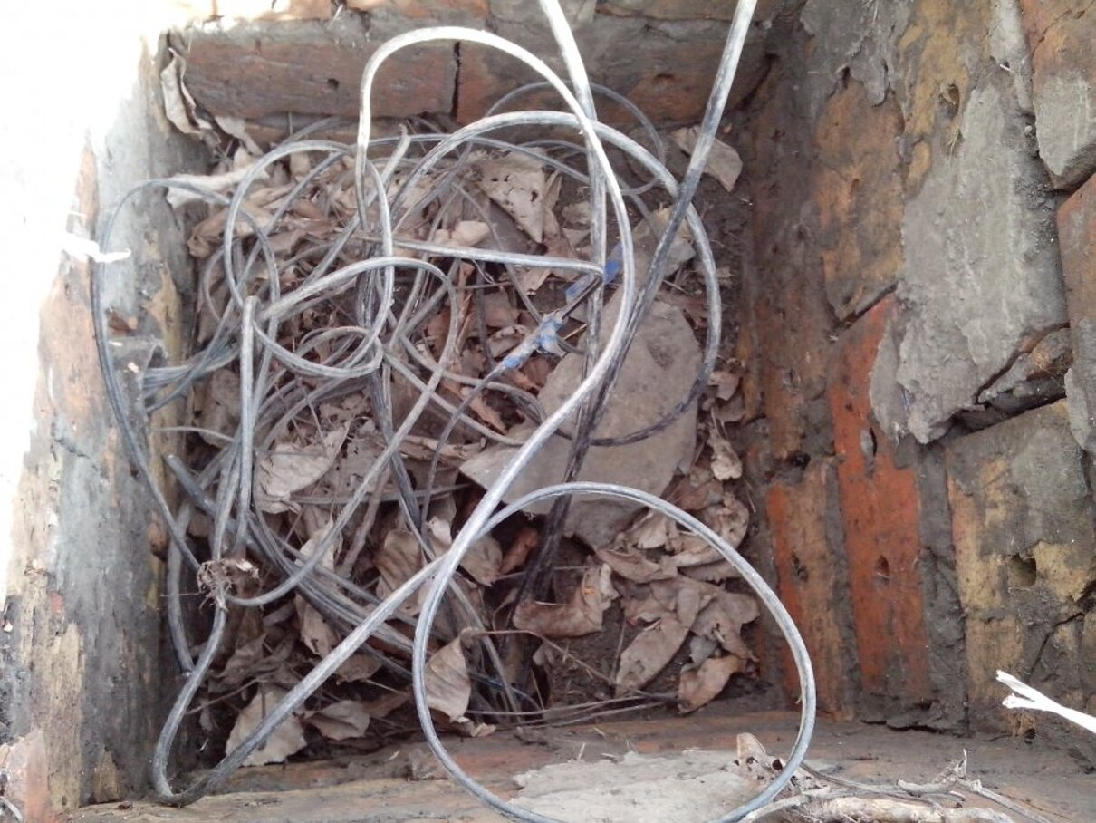 Жалоба-отзыв: Укртелеком - Бесконечный ремонт или лапша от Укртелекома.  Фото №5