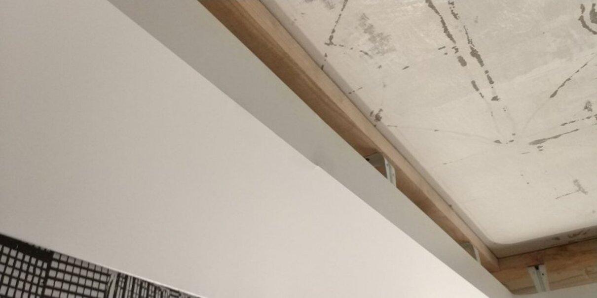 Жалоба-отзыв: Натяжные потолки Eco Soffit - Недоброкачественная установка натяжных потолков в Харькове.  Фото №1