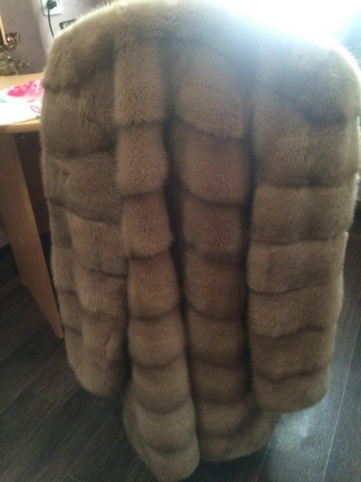 Жалоба-отзыв: Москаленко Юлія - Продає на олх дешеві шуби просить завдаток 300грн і після оплати блокує.  Фото №3
